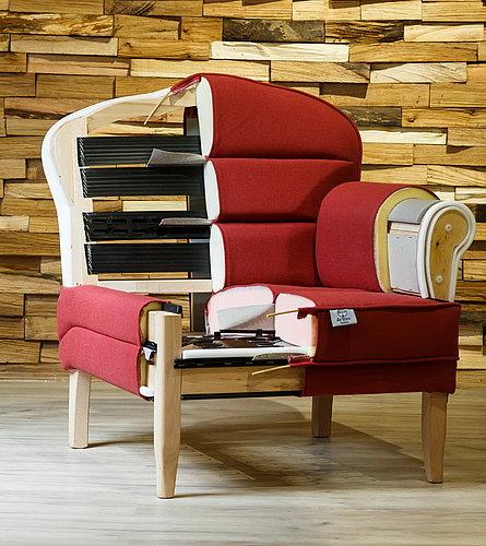Как восстановить кожаный диван или кресло